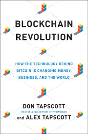Blockchain Revolution by Don and Alex Tapscott